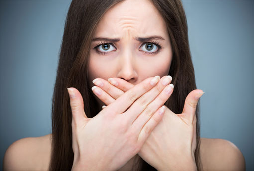 Common Problems - bad breath